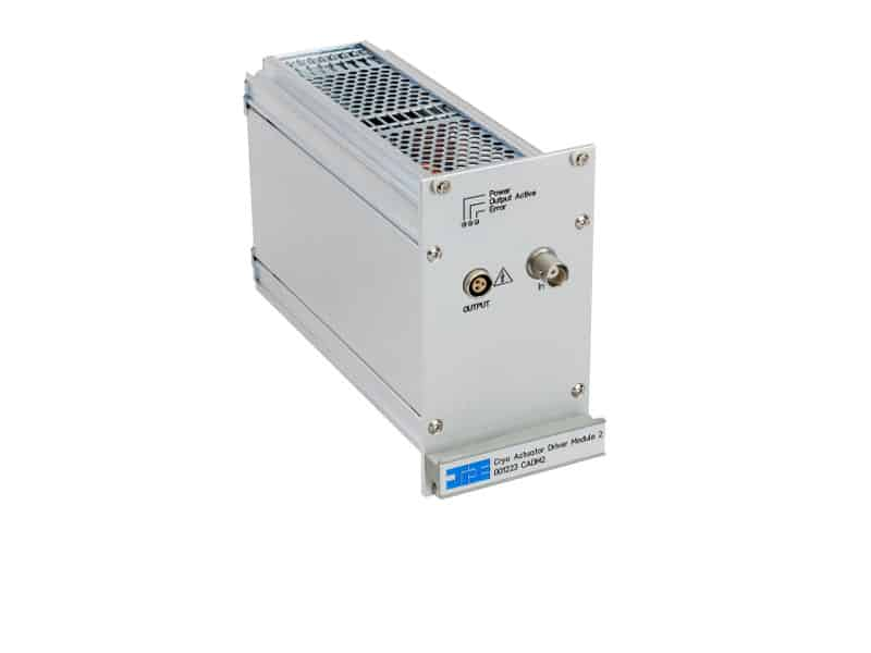 JPE - Cryogenic Positioning Systems Controller