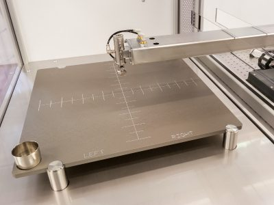 Particle Free Spray Coater