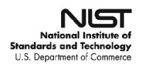 National Institute of Standards and Technology - NIST