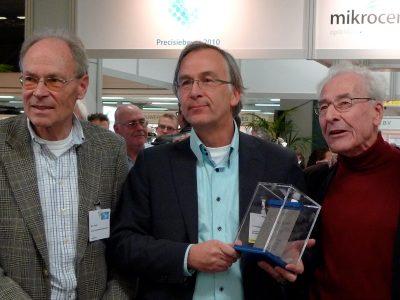 Rien Koster Lifetime Achievement Award 2010